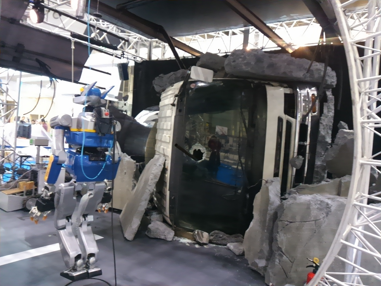 国際ロボット展