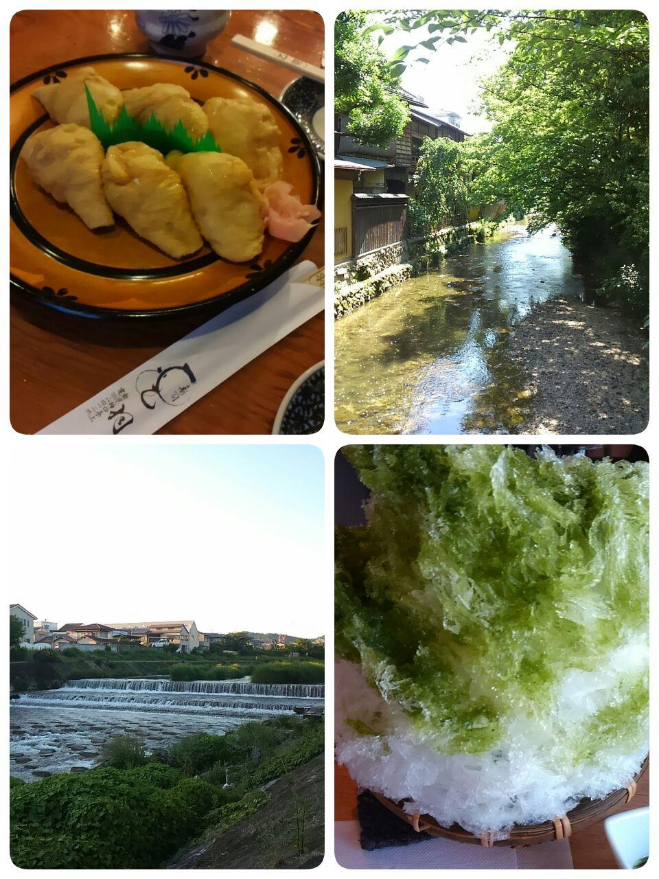 京都でお仕事